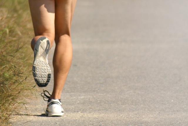 ジョギングの写真